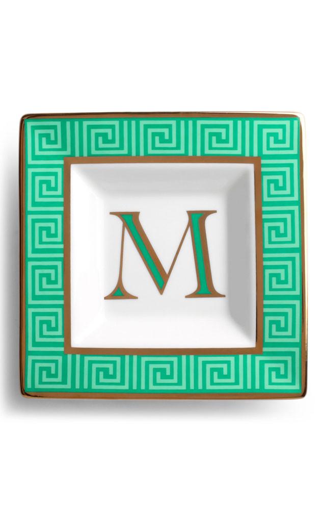 C. Wonder Monogram Geo Plate