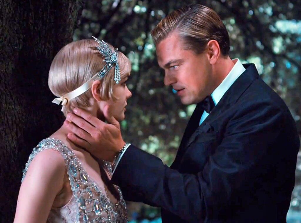 Leonardo Dicaprio, Carey Mulligan, The Great Gatsby