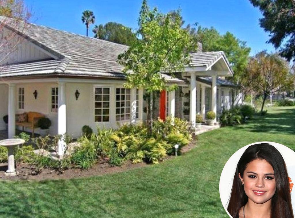 Selena Gomez, House