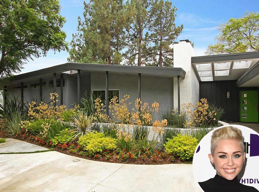 Miley Cryus, House