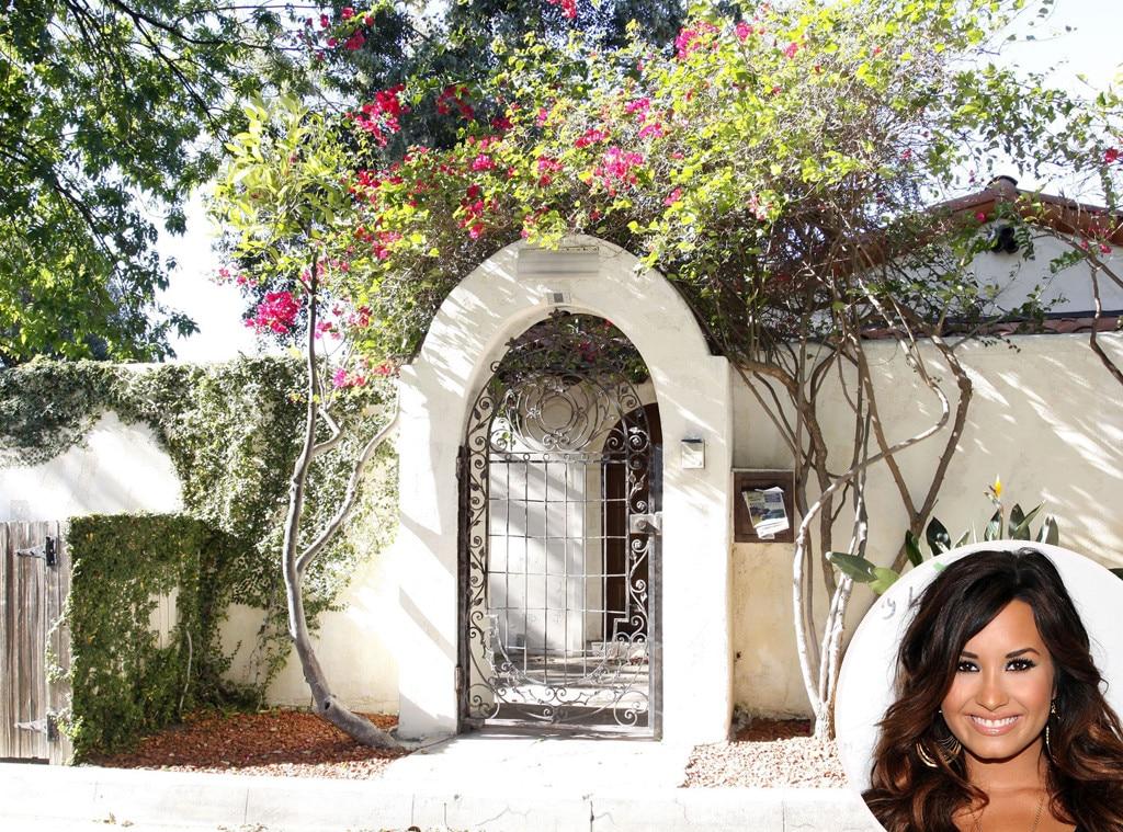 Demi Lovato, House