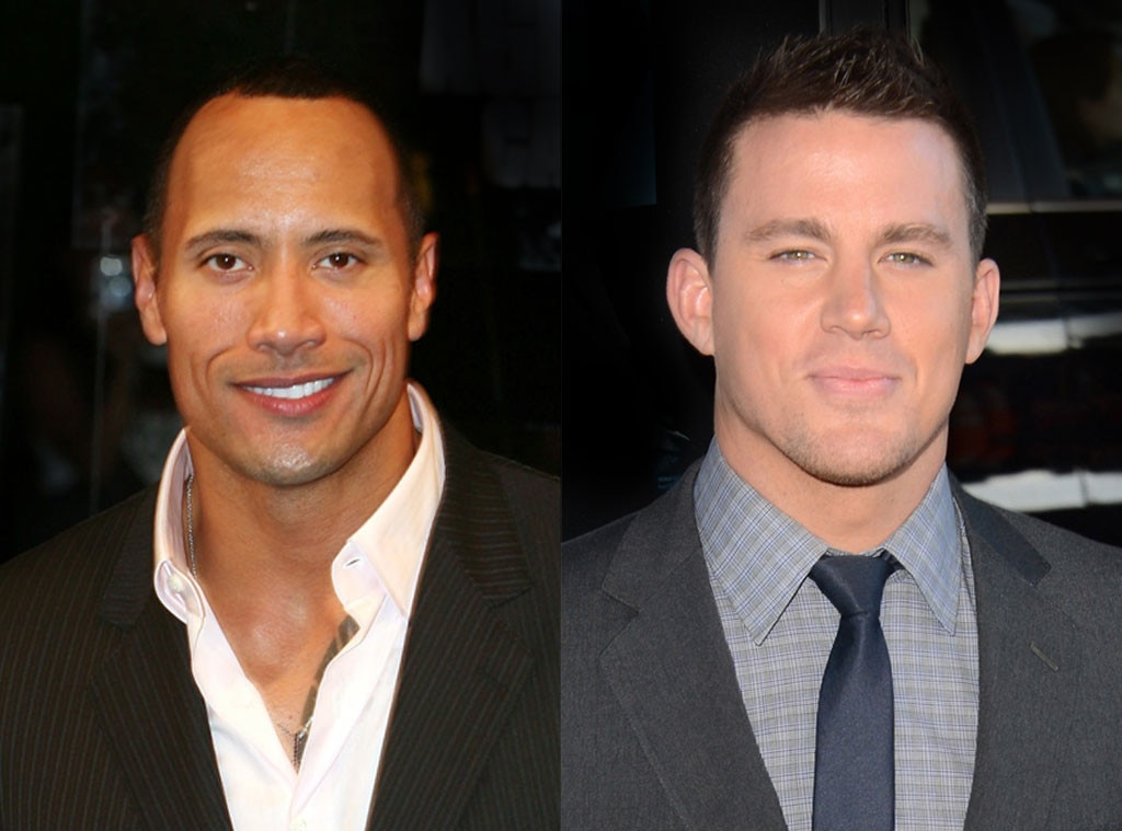 Dwayne Johnson, Channing Tatum
