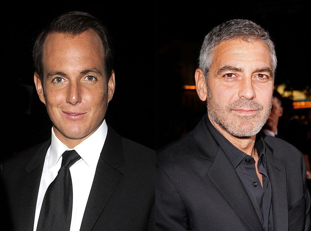 Will Arnett, George Clooney