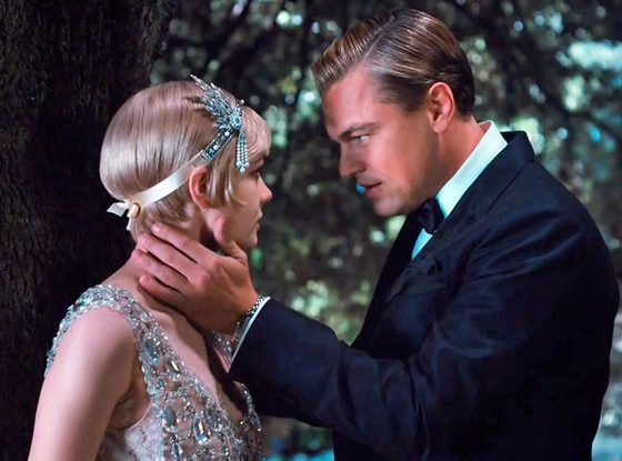 Leonardo Dicaprio, Carey Mulligan, The Great Gatsby