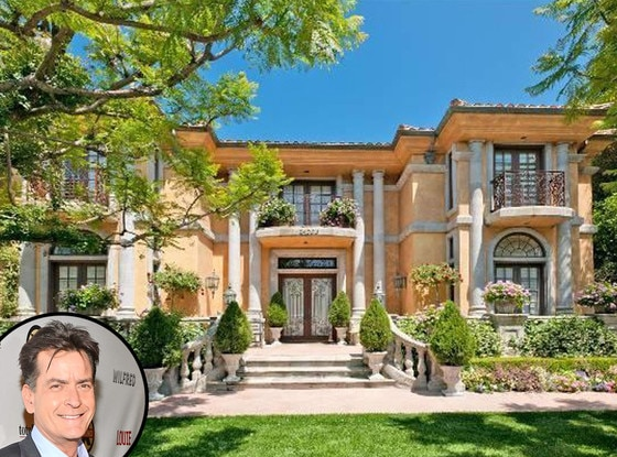 Charlie Sheen, House