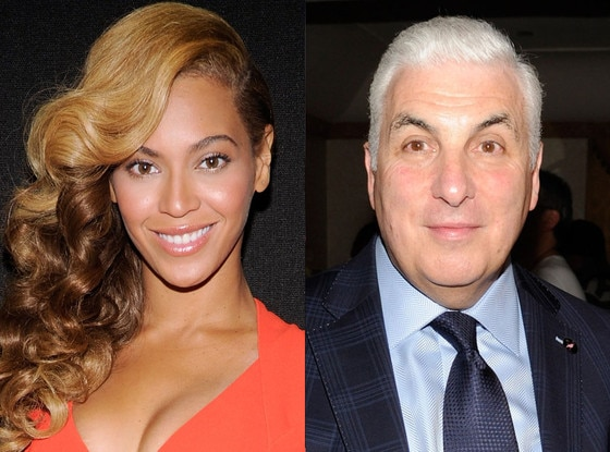 Mitch Winehouse, Beyonce