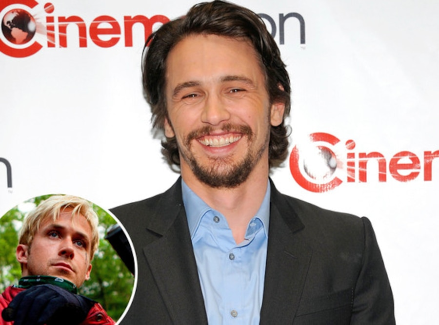 James Franco, Ryan Gosling, The Place Beyond the Pines