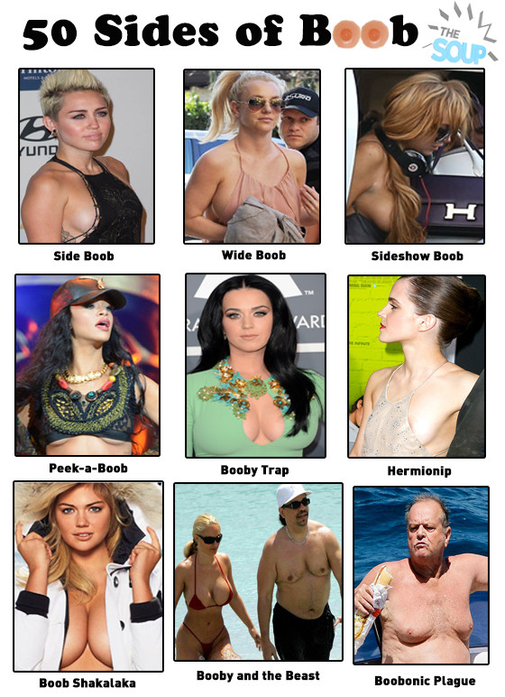 Sideboob Chart