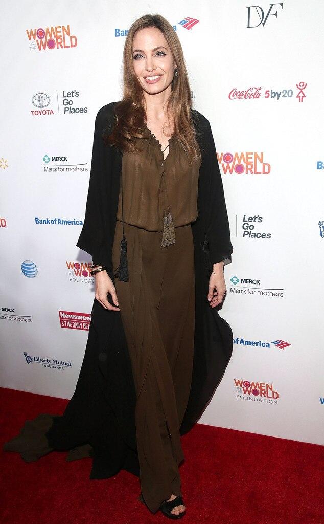 Angelina Jolie, Women in the World Summit 2013