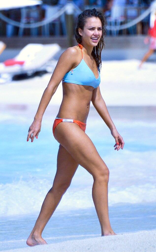 Jessica Alba, bikini