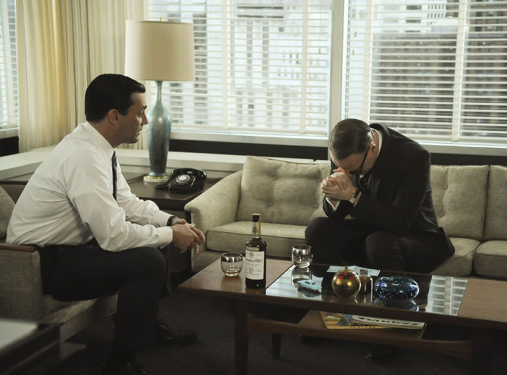 Jon Hamm, Jared Harris, Mad Men