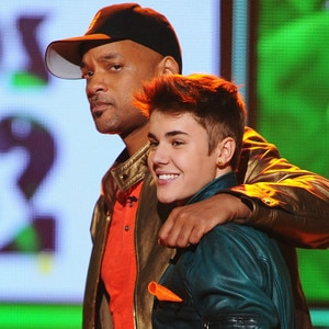 Will Smith, Justin Bieber