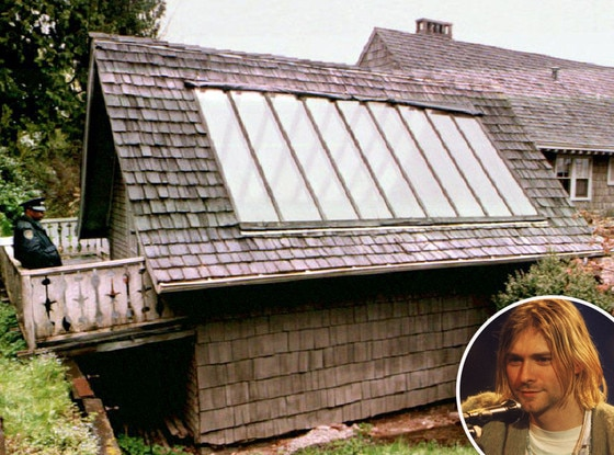 Kurt Cobain, Seattle House