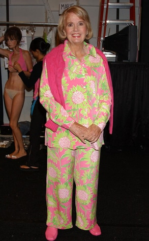 Lilly Pulitzer, Obit