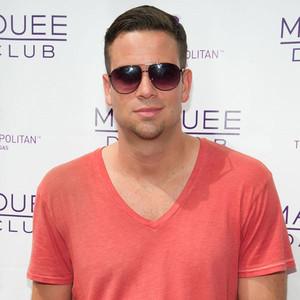 <I>Glee</i>'s Mark Salling Arrested for Child Pornography Possession</I>