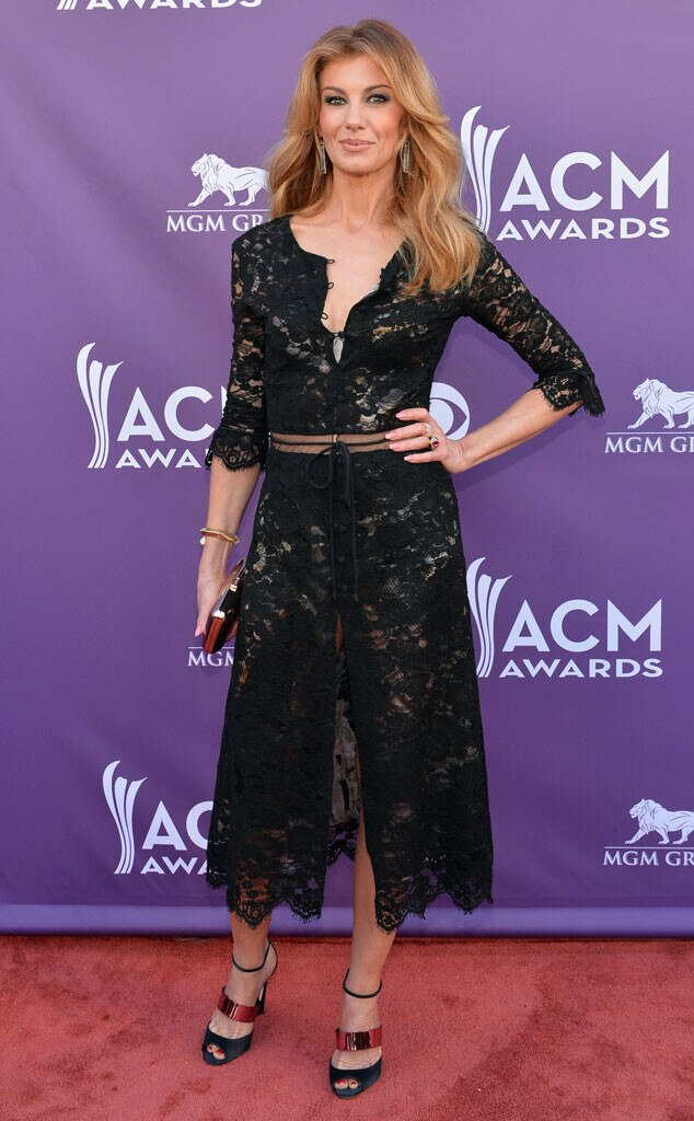Country Music Awards, Faith Hill