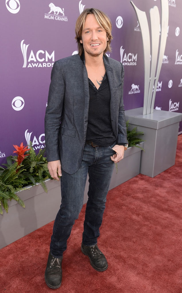 Country Music Awards, Keith Urban