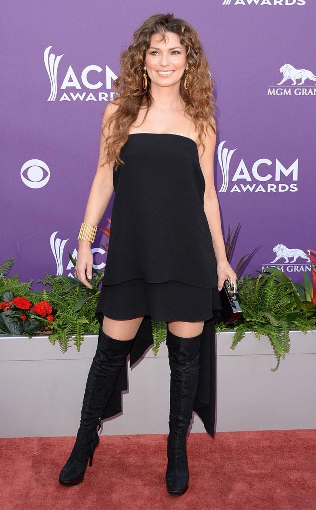 Country Music Awards, Shania Twain