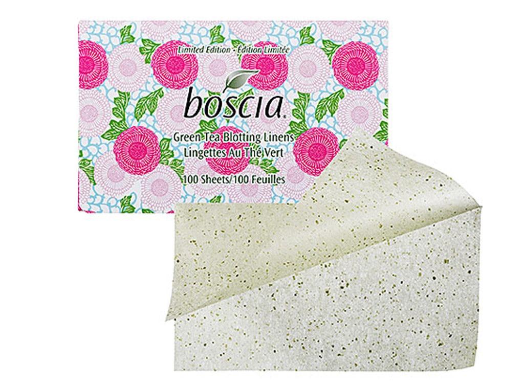 Coachella Beauty, Boscia Blotting Linens