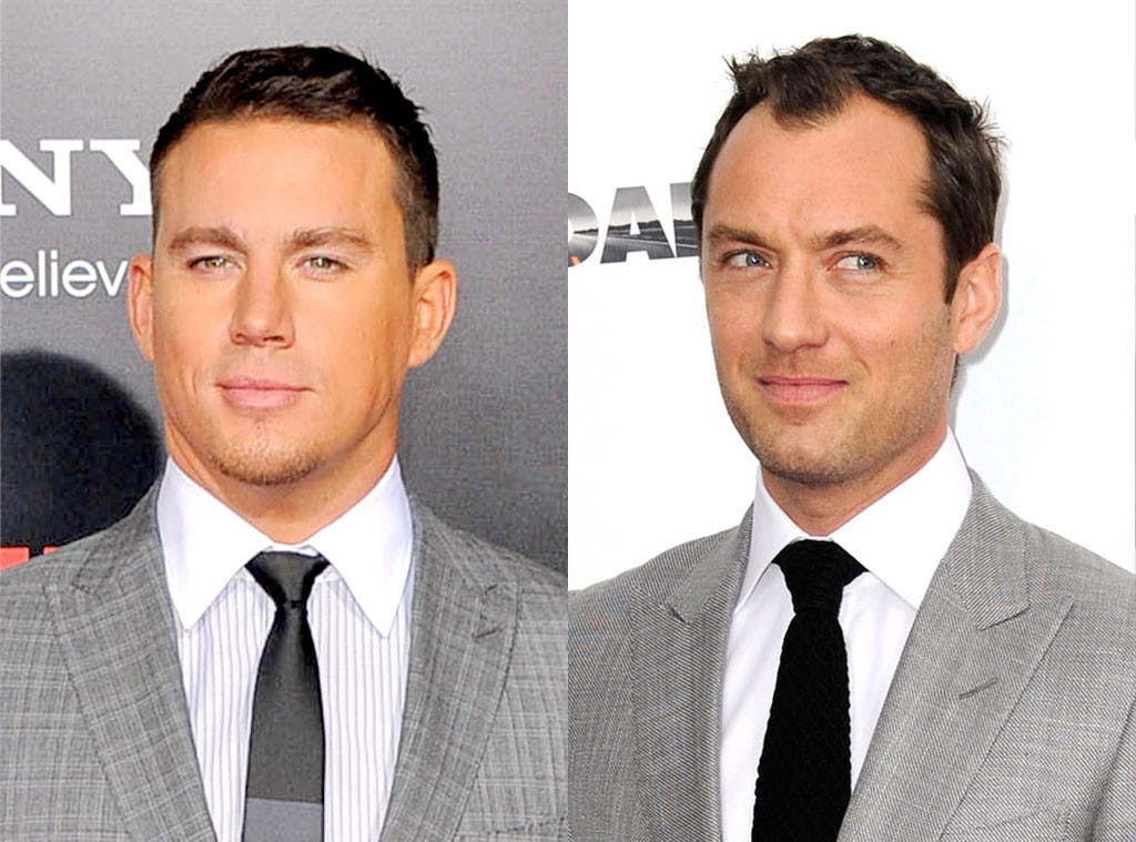 Channing Tatum, Jude Law
