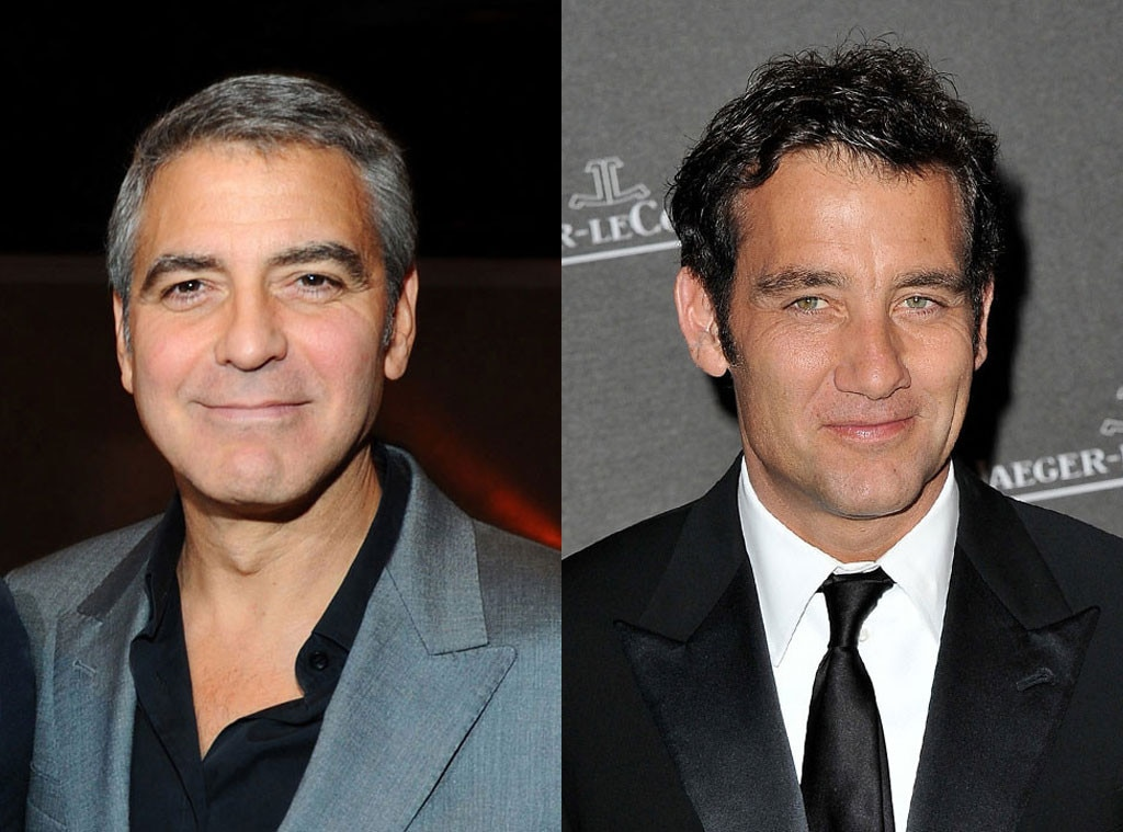 George Clooney, Clive Owen