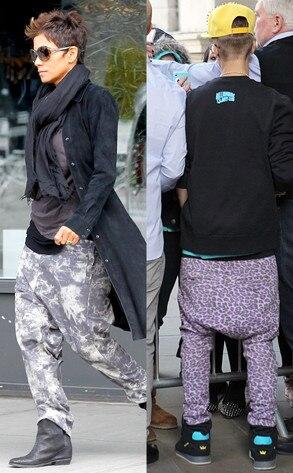 Halle Berry, Justin Bieber