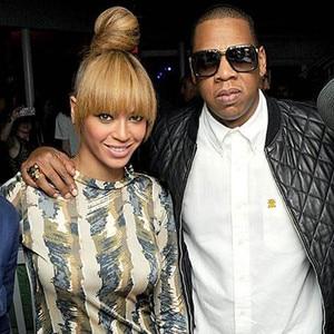 Beyonce, Jay-Z, JR, Jose Parla