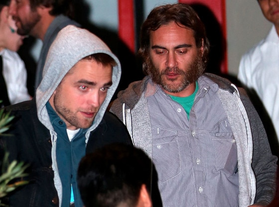 Robert Pattinson, Joaquin Phoenix