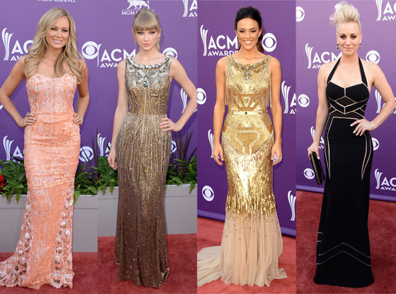Jewel, Taylor Swift, Jana Kramer, Kaley Cuoco