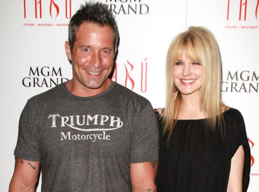 Johnny Messner, Kathryn Morris