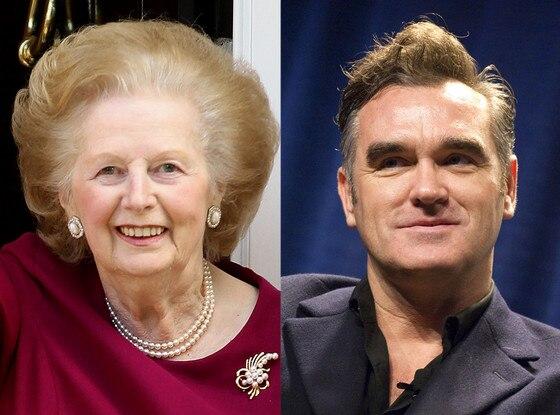 Margaret Thatcher, Morrissey