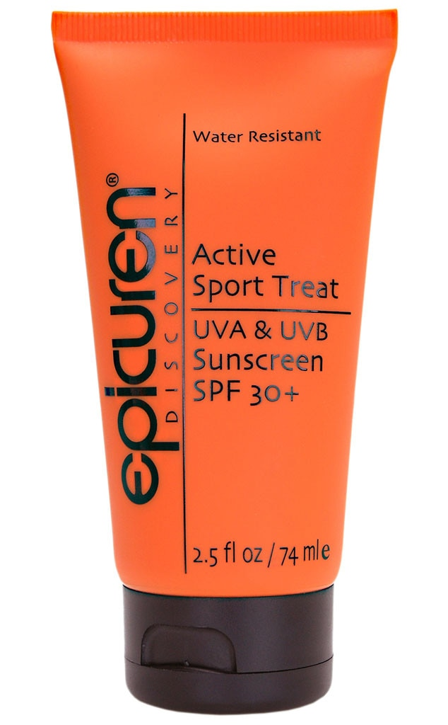 Coachella Beauty, Epicuren UVA & UVB Sunscreen