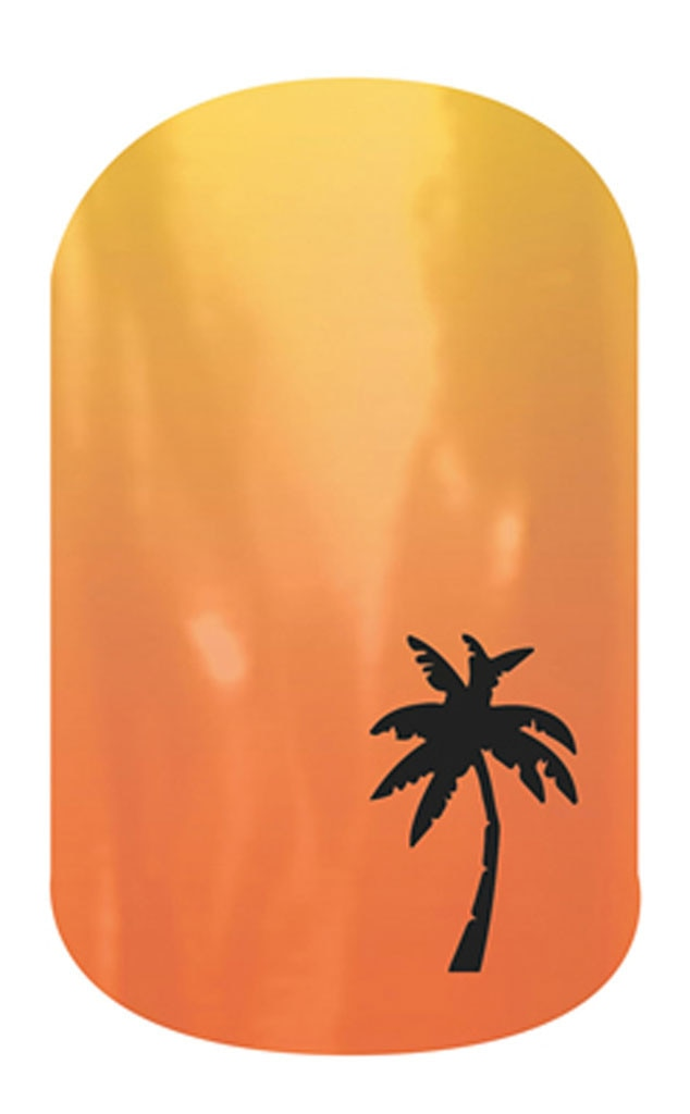 Coachella Beauty, Jamberry Nail Decal