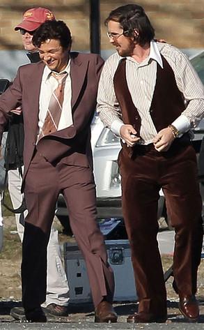 Jeremy Renner, Christian Bale