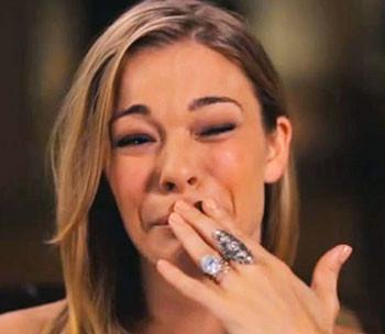 Leann Rimes Crying