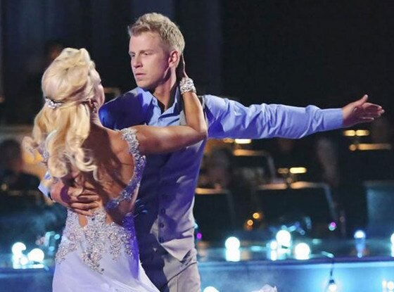 PETA MURGATROYD, SEAN LOWE, DANCING WITH THE STARS