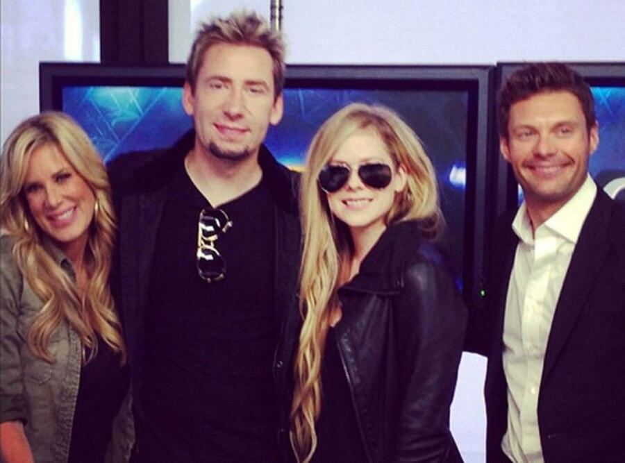Avril Lavigne, Instagram