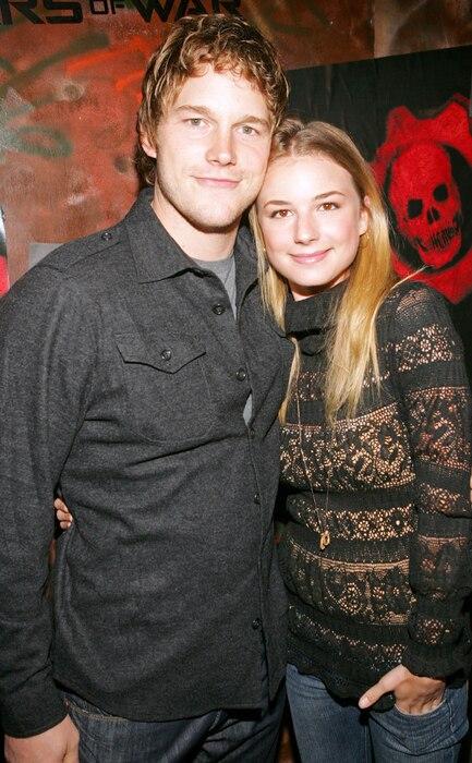 Chris Pratt, Emily VanCamp, Odd Couple