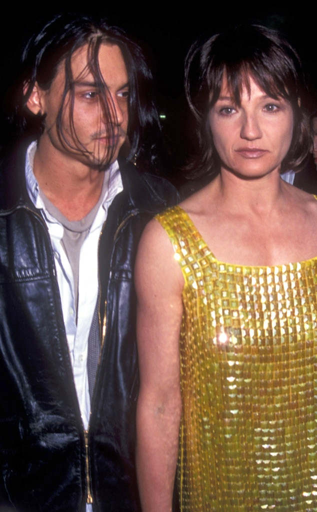 Johnny Depp, Ellen Barkin, Odd Couples