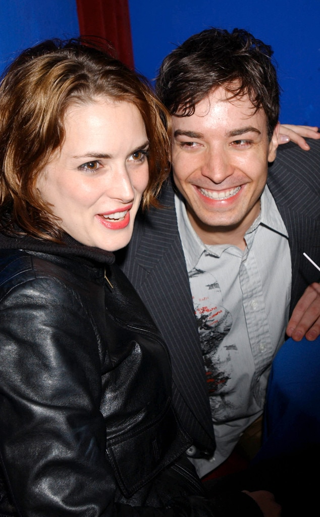Winona Ryder, Jimmy Fallon, Odd Couple