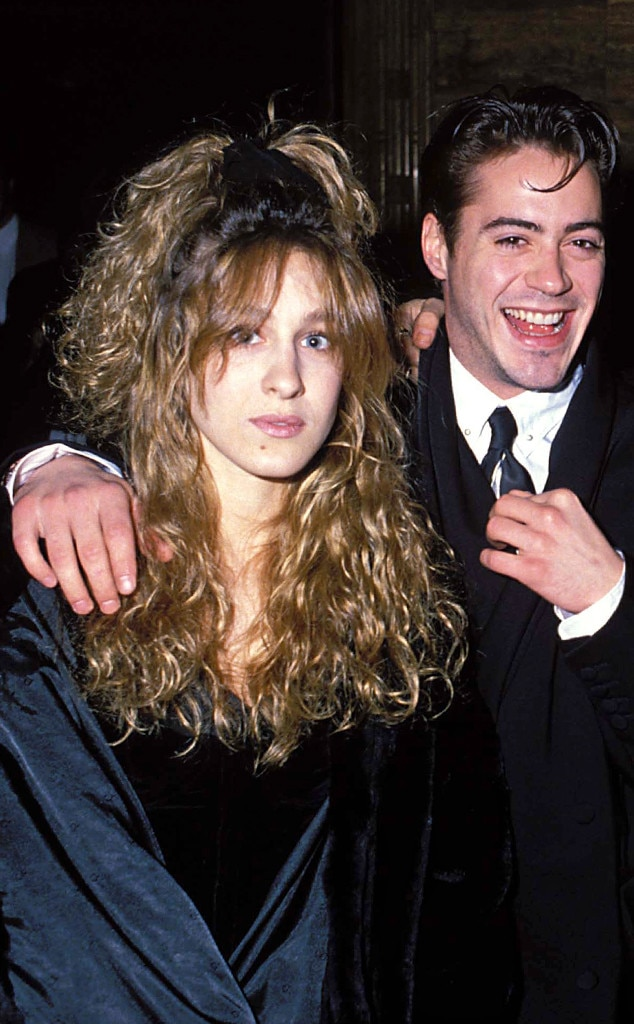 Sarah Jessica Parker, Robert Downey Jr., Odd Couple