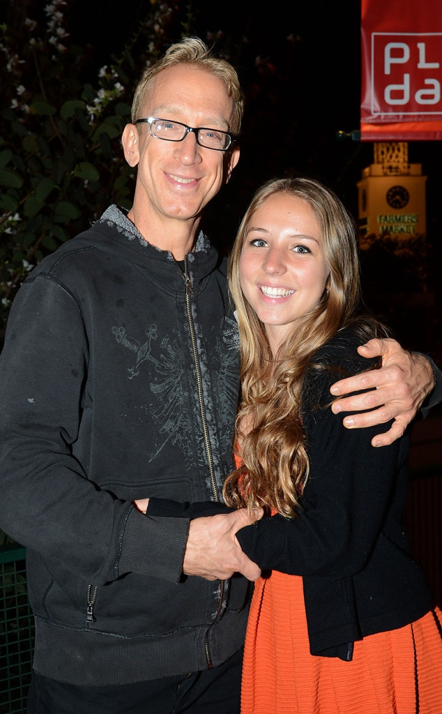 Andy Dick, Meg Dick