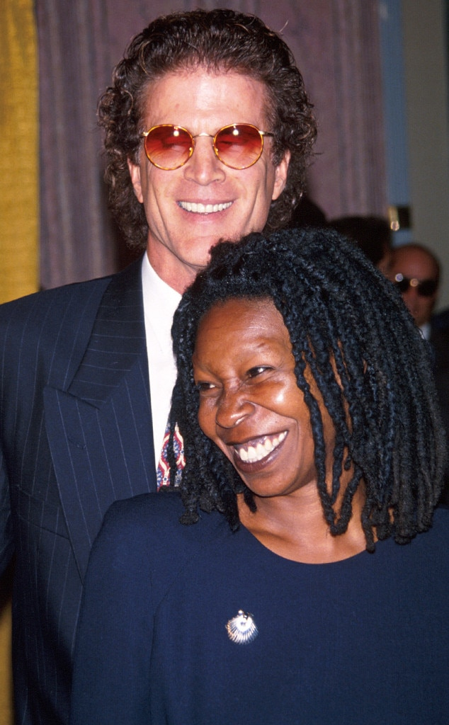 Whoopi Goldberg, Ted Danson, Odd Couple