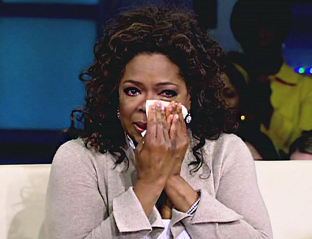 Oprah Crying