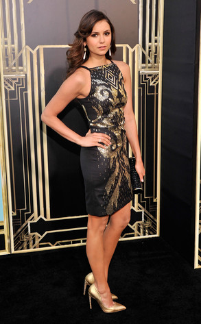 Nina Dobrev, The Great Gatsby Premiere