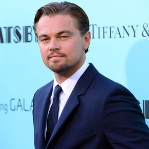 Leonardo DiCaprio, The Great Gatsby Premiere