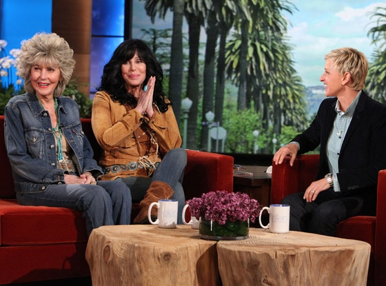 Cher, Ellen DeGeneres show