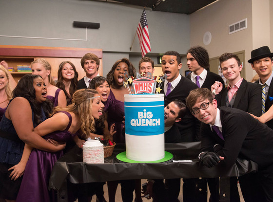 Glee Cast, Cake