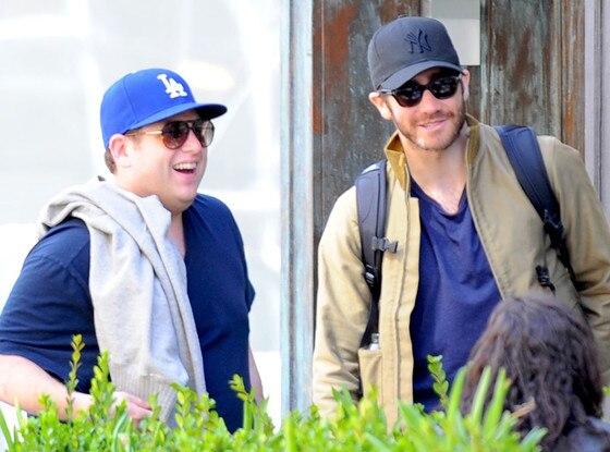 Jake Gyllenhaal, Jonah Hill