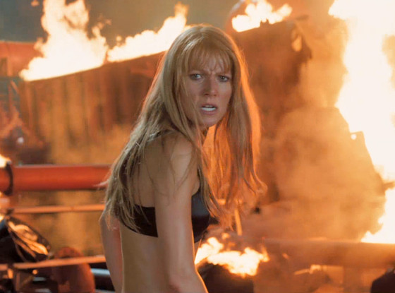 Gwyneth Paltrow, Jr, Iron Man 3